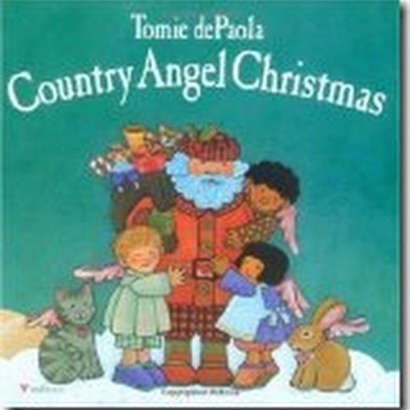 Tomie dePaola – Country Angel Christmas