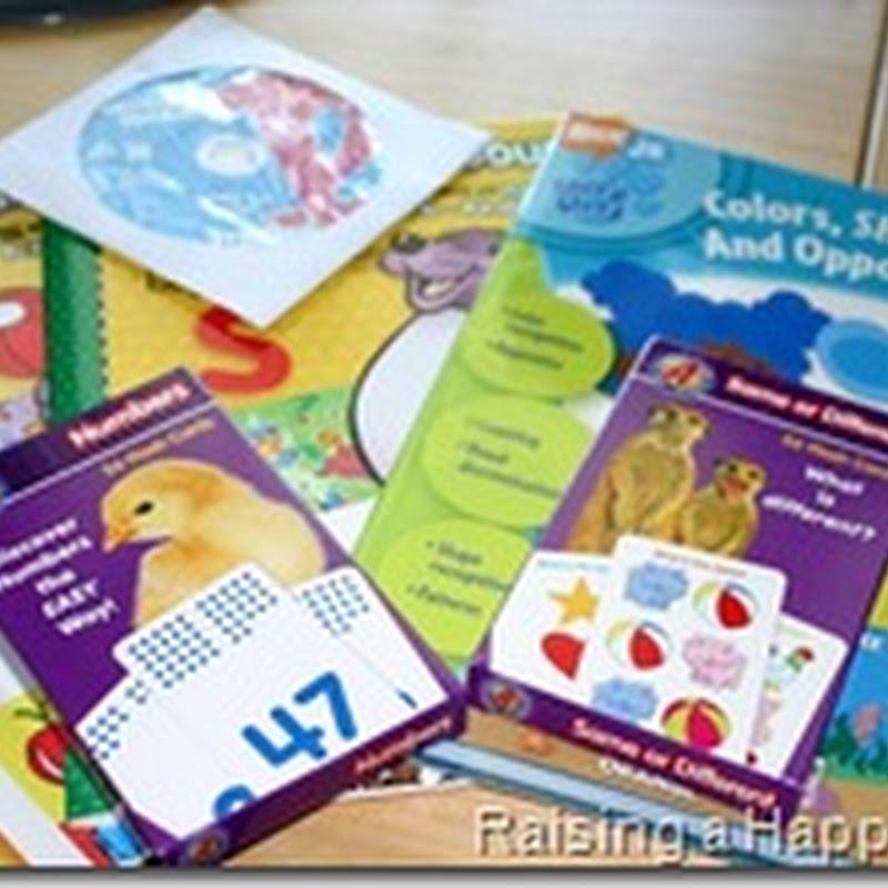 Preschool Pack Giveaway