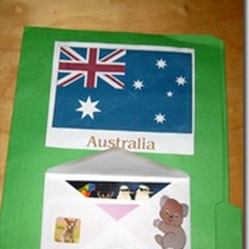 Australia Lapbook