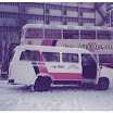 Raft at Andorra with a US bus..JPG
