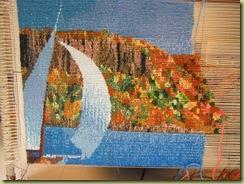 Hudson River tapestry 7.09