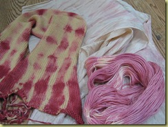 Oct.09Shibori workshop 7