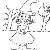 dibujo-colorear-witch-girl.jpg