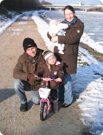 Roger e family