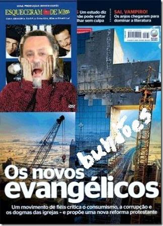 Capa - Os novos evangélicos