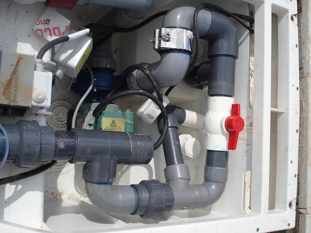 Adaptation pac sur pfi desjoyaux piscines filtration for Chauffage piscine desjoyaux