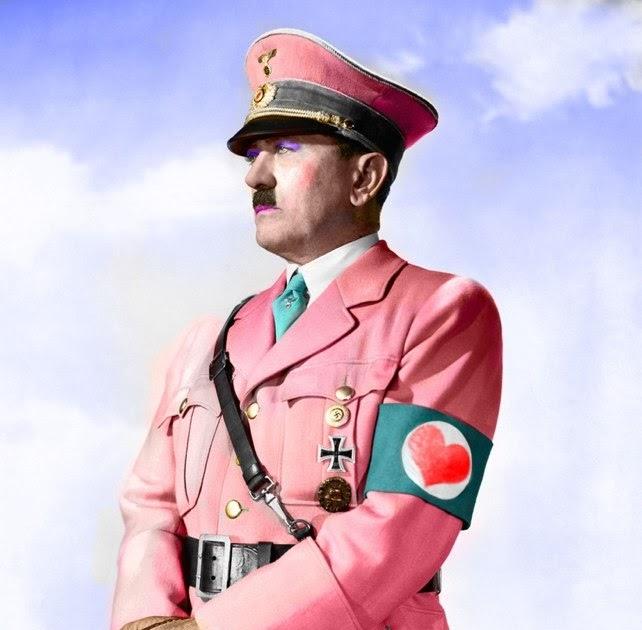 Nigga You Gay: Hitler you gay