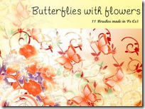 butterflies-with-flowers