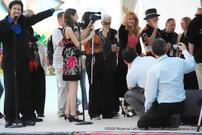 Rebecca Holden Knight Rider Festival Las Vegas