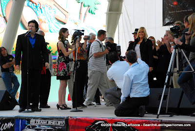 Catrine Hickland Knight Rider Festival Las Vegas