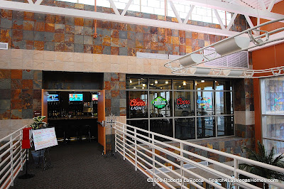 Landings Restaurant Henderson Executive Airport