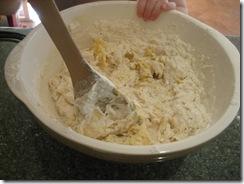breadmaking - mixing