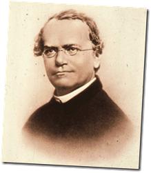 Gregor Mendel : Peletak dasar konsep genetika