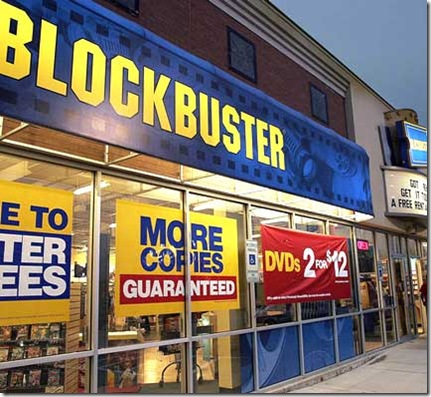blockbuster file for bankruptcy