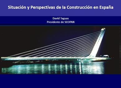 situacion y perspectivas de la construccion España 2010