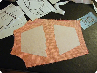 iron-on interfacing