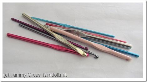 Tamdoll's hooks