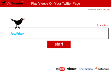 videos youtube twitter