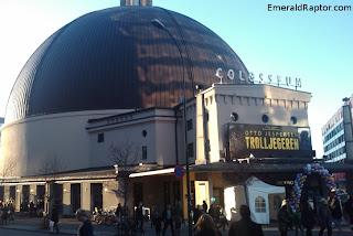 Skal se Trolljegeren på Colosseum kino