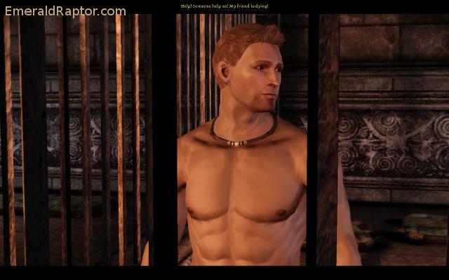 Alistair fra Dragon Age