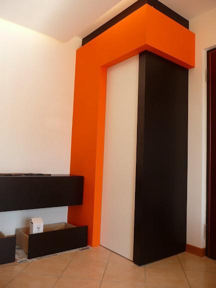 Forum cartongesso parete mobile copri appendi abiti - Parete mobile in cartongesso ...