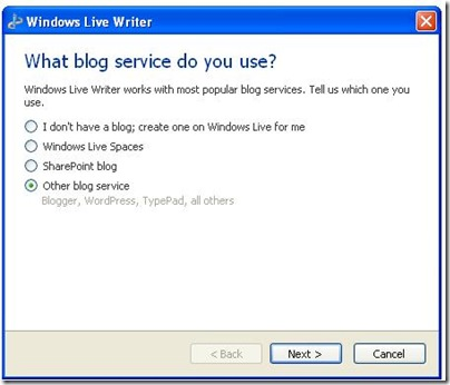 WLW_Blog_service