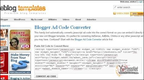 4. Convert Code
