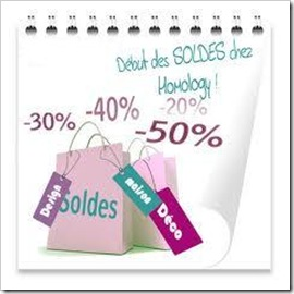 Homology Soldes