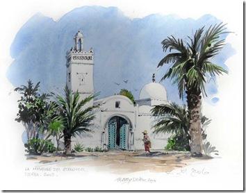 déco tunisienne