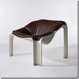 chaise pierre paulin