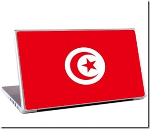 stickers pc portable Tunisie