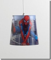 suspension Spider Man