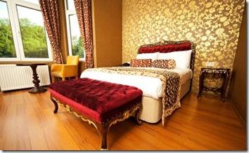 chambre style oriental