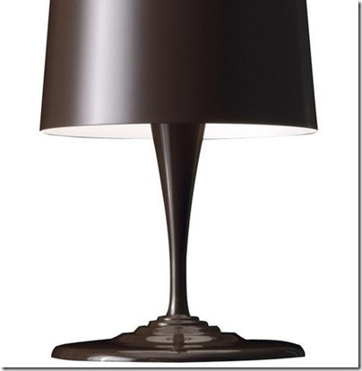 lampe de table Chocolite