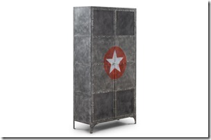 armoire - style industriel - MyFab