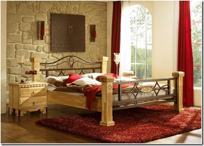 si vous aimez cette chambre en bois vous la trouverez chez massivum cest un spcialiste de vente des meubles en bois massif prix attractifs et pour un - Chambre En Bois Massif