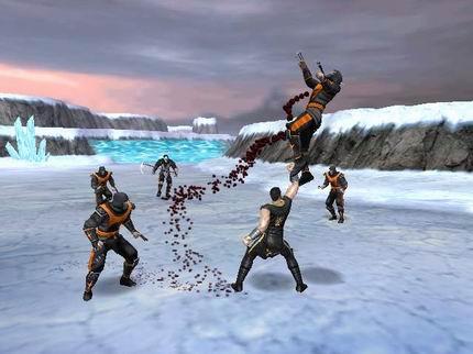 Descargar Mortal Kombat: Armageddon [Espa�ol] [PS2] [DF-UP] gratis