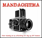 Mandagstema ny logo