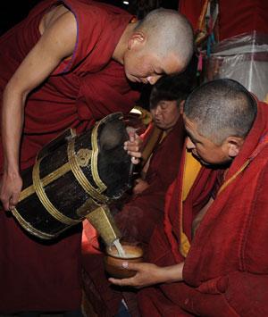 Чай Тибета