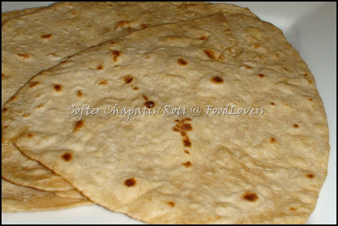 Chapati @ FoodLovers