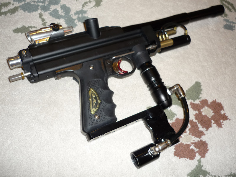 how to sell a paintball gun fast
