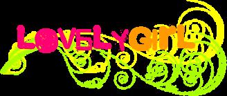 ~ Recursos ~ Lovelygirl