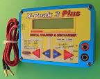 Cargador de baterias xpeak 3 plus