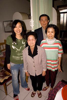 Peichi and family