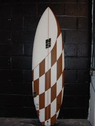 surfed out B-22 NS Boards