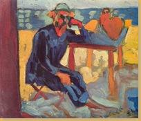 Retrato de Henri Matisse 1905