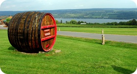 Senaca Lake winery NY