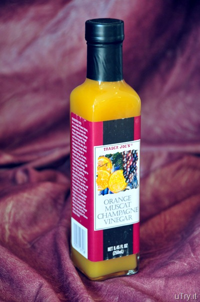 Orange Muscat Champagne Vinegar