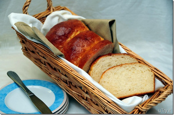 White Bread with TangZhong Method