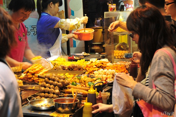 Street Food-Hong Kong
